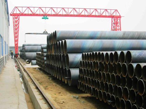 螺旋钢管供应