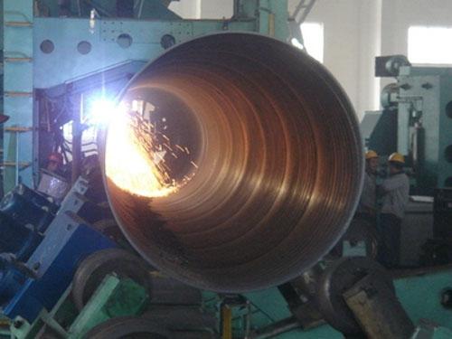 大口径螺旋管